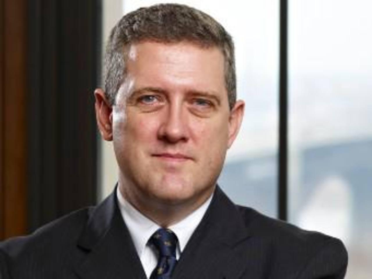 El presidente del banco de la Reserva Federal de St. Louis, James Bullard.