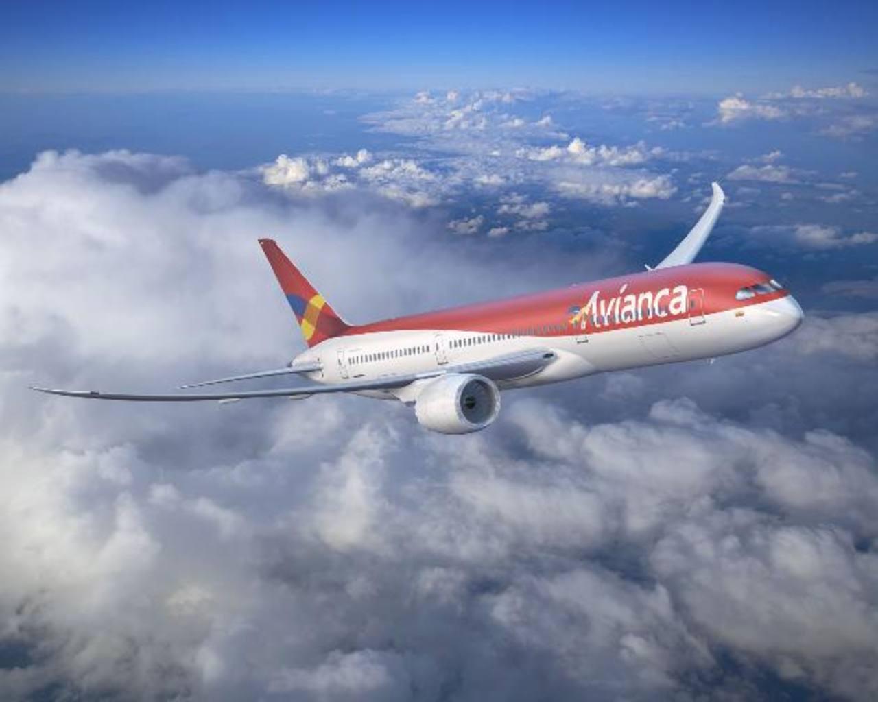 Las aerolíneas subsidiarias de Avianca Holdings cerraron 2013 con una flota de 150 aeronaves de pasajeros y cinco destinadas a carga. Foto EDH/CORTESÍA DE AVIANCA