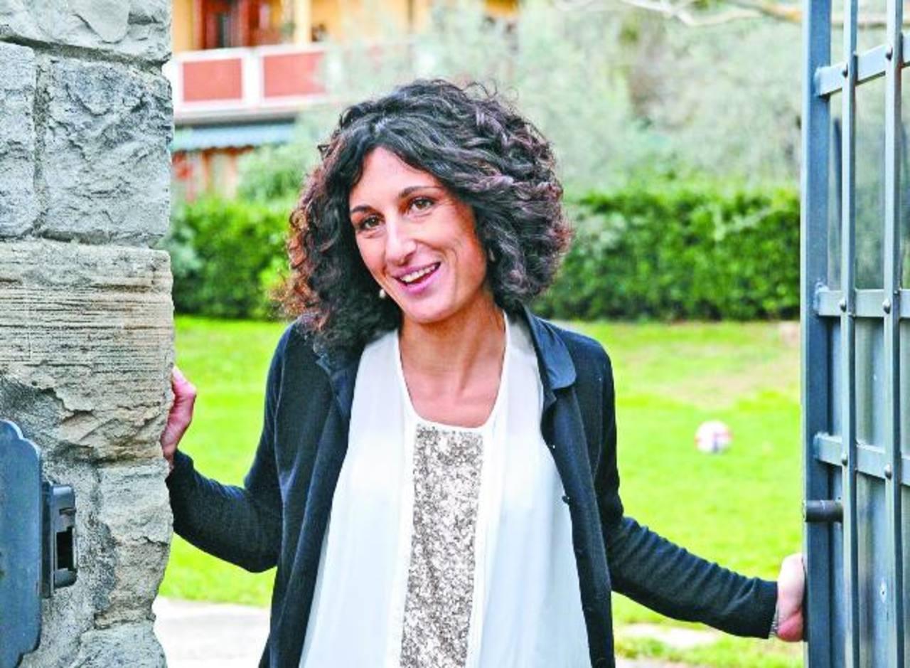 Agnese Landini es la esposa del mandatario más joven que ha llegado al poder en Italia. FOTO / AGE
