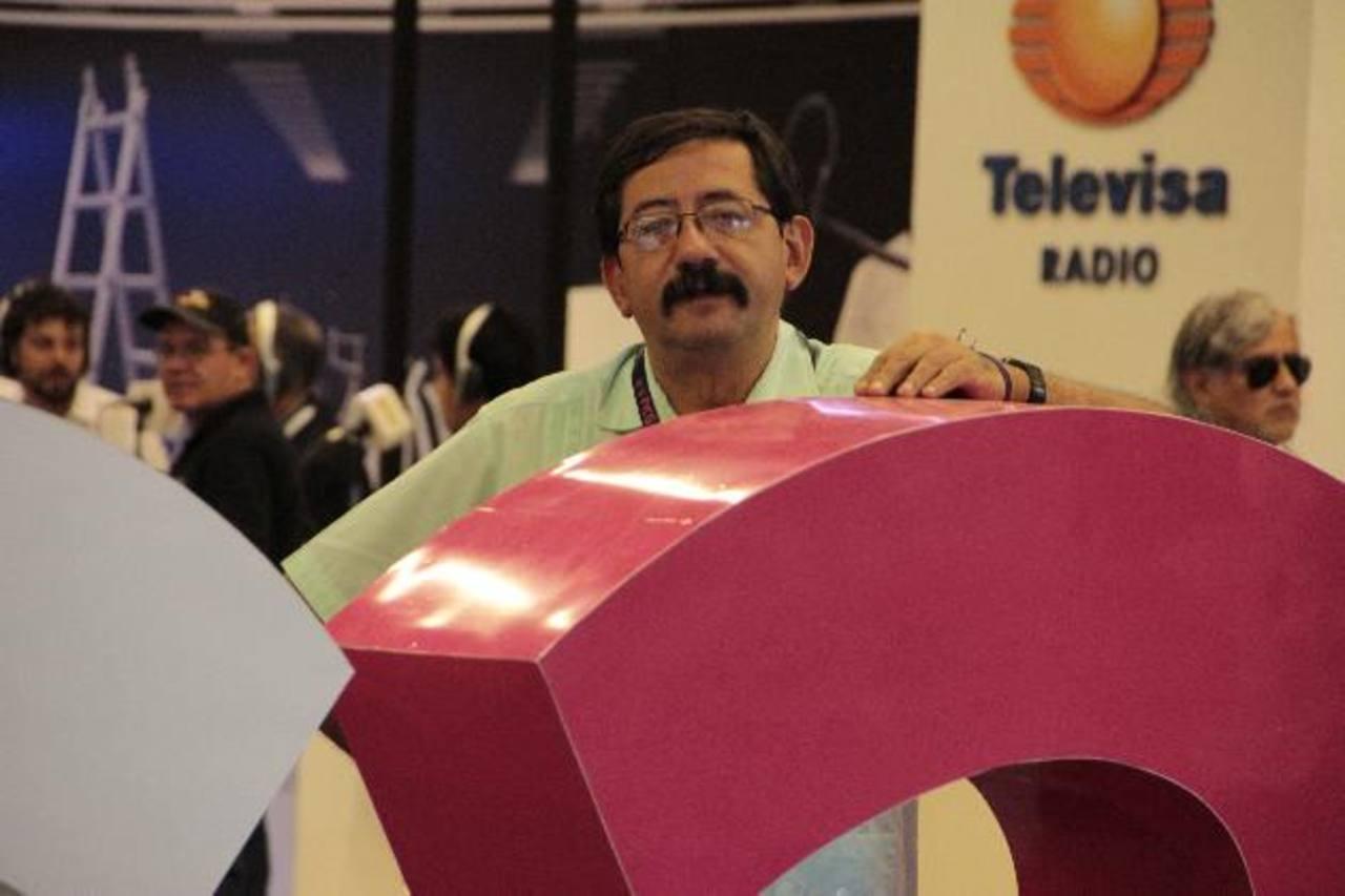 Gerardo Salcedo, director de programación del FICG, ve una naciente industria en Centroamérica. Foto EDH / Tomás Andréu