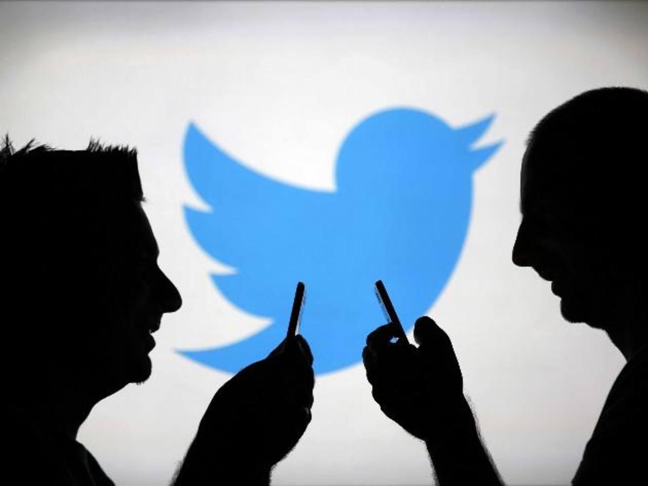 Twitter cuenta con 242 millones de usuarios y más de 500 millones de mensajes diarios. Foto EDH/archivo