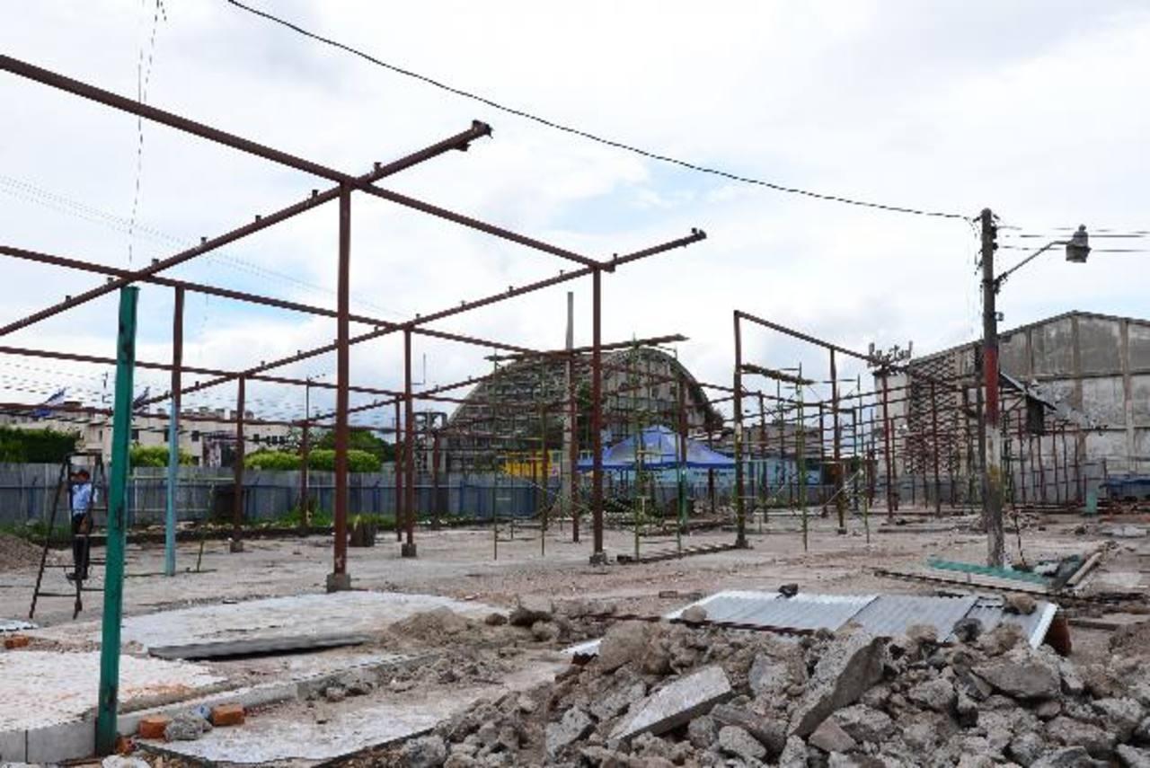 Alcaldía desiste de construir plaza comercial Libertad