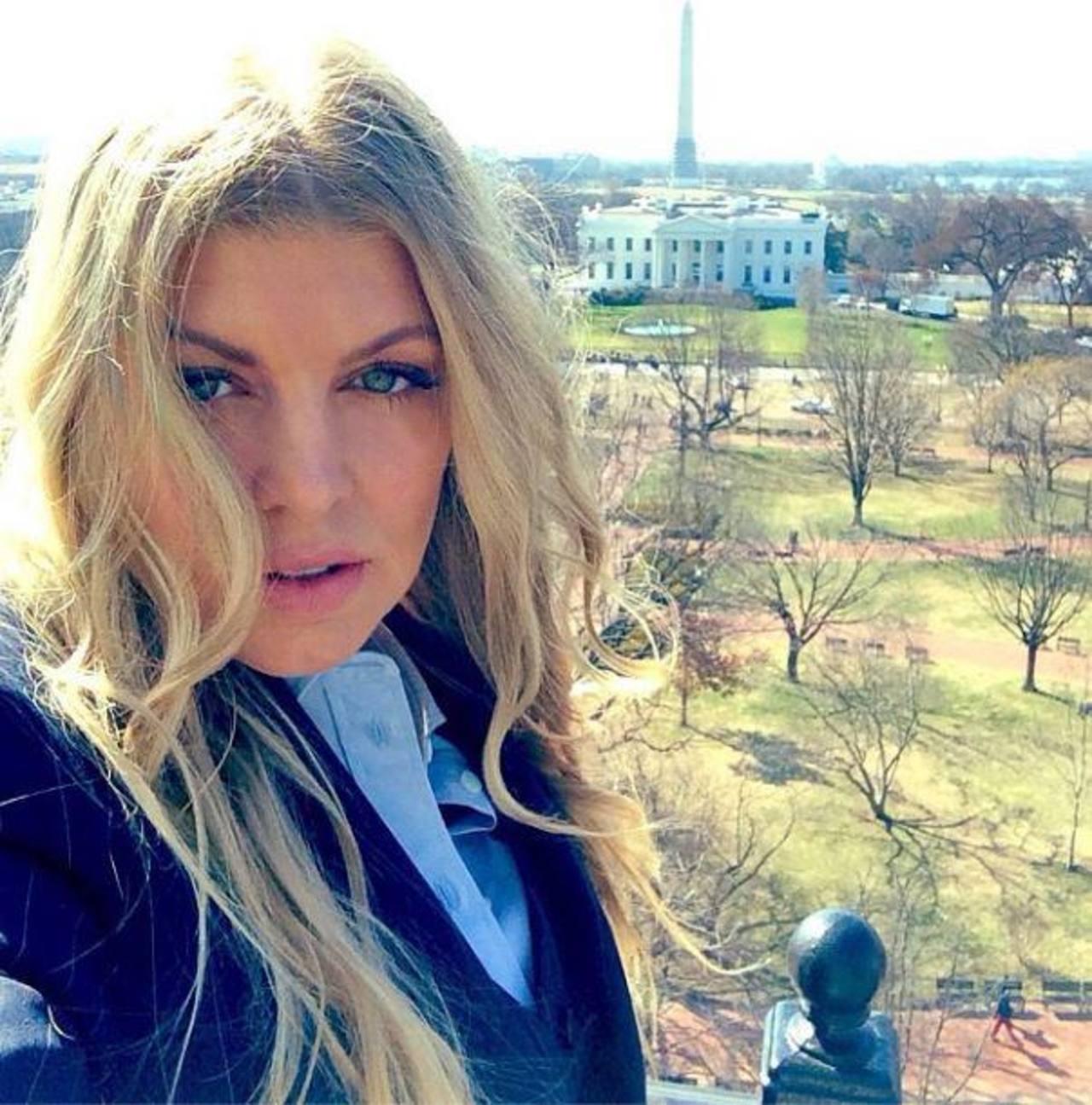 Fergie, de Black Eyed Peas, cumple 39 años