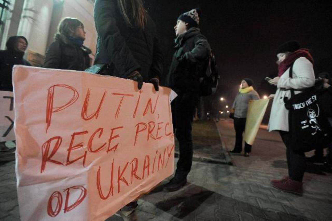 Potencias occidentales y Rusia intercambian acusaciones en ONU por Ucrania
