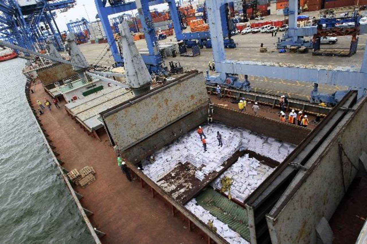 El armamento estaba oculto en un carguero que fue retenido en julio de 2013 en Panamá. Foto/ Archivo