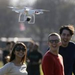 Fotos: Realizan encuentro de pilotos de drone Phantom