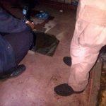 Según la Fiscalía los reos escaparon por un túnel que hicieron en la bartolina. Foto cortesía FGR