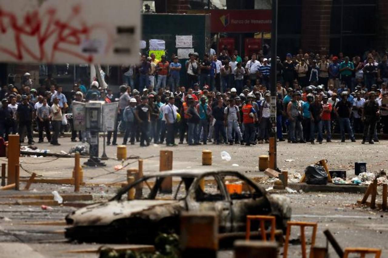 Protestas contra gobierno en Venezuela dejan dos muertos más