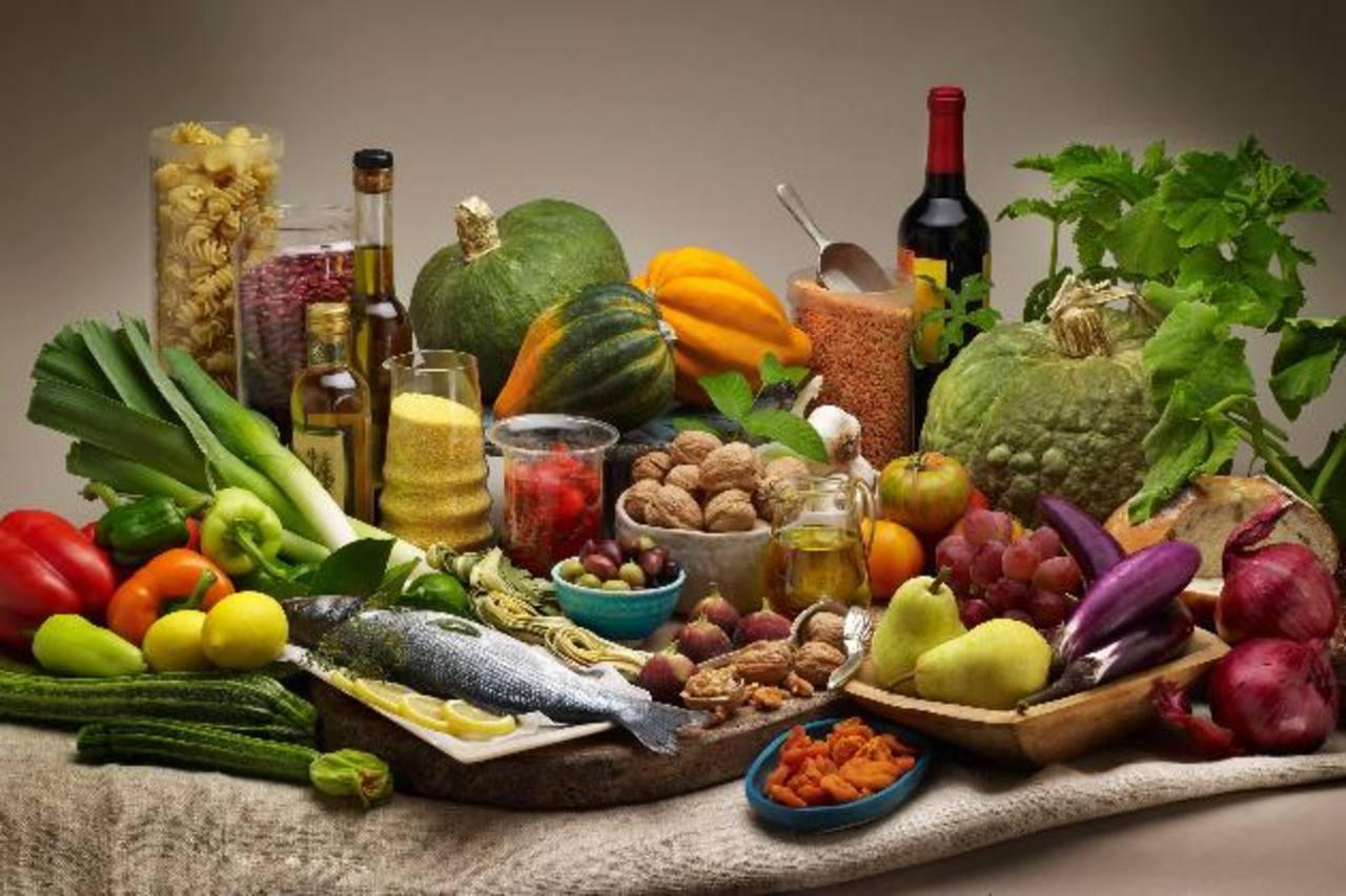La dieta mediterránea fue declarada Patrimonio Cultural Inmaterial de la Humanidad por la Unesco en 2010. Foto EDH