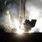 Fotos: Soyuz despega con éxito y se dirige a la EEI