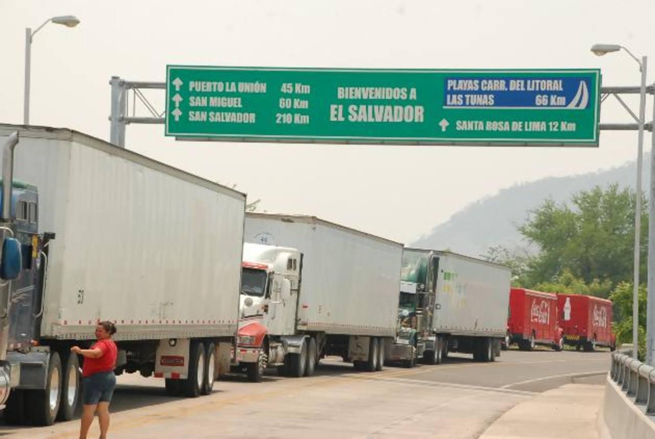 Aduanas pretenden facilitar el comercio. foto edh/archivo