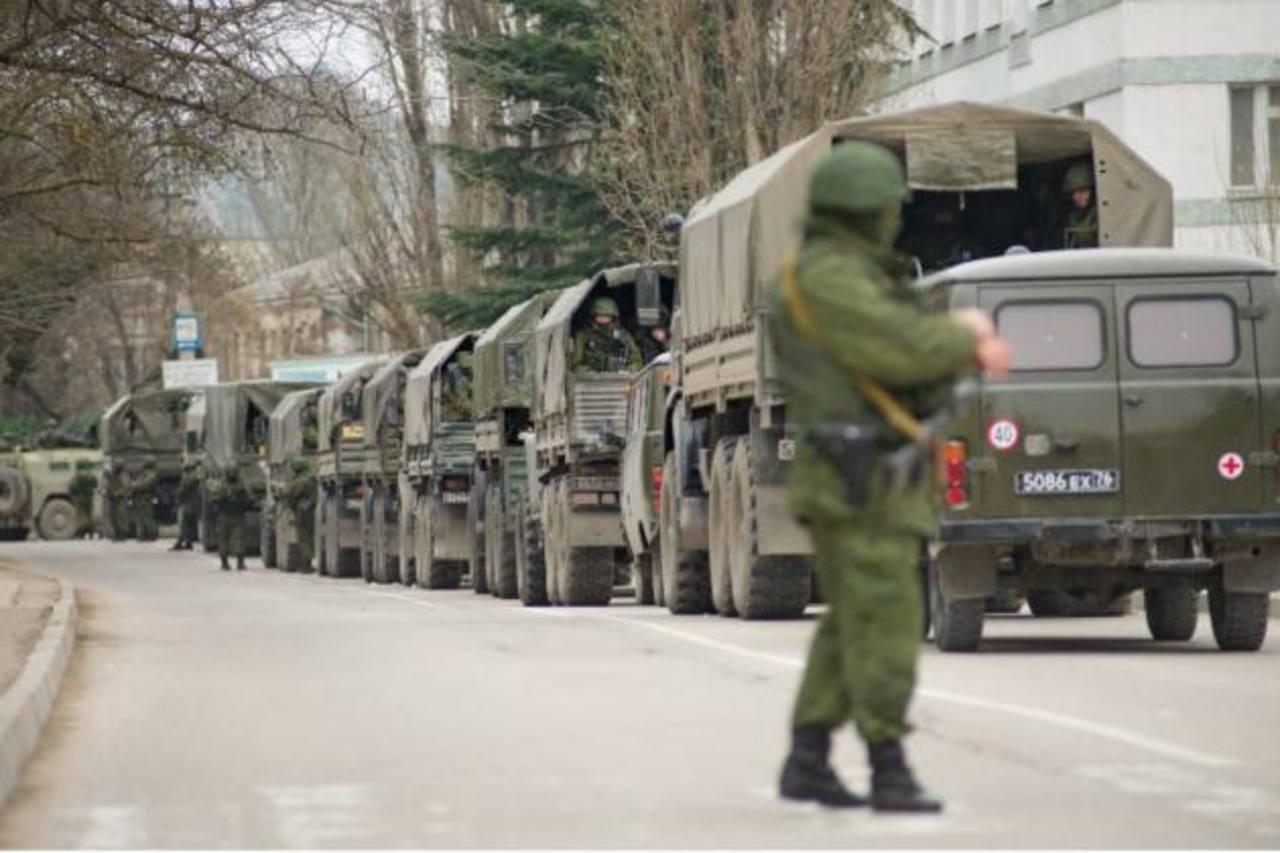 Parlamento ruso autoriza uso de la fuerza en Ucrania