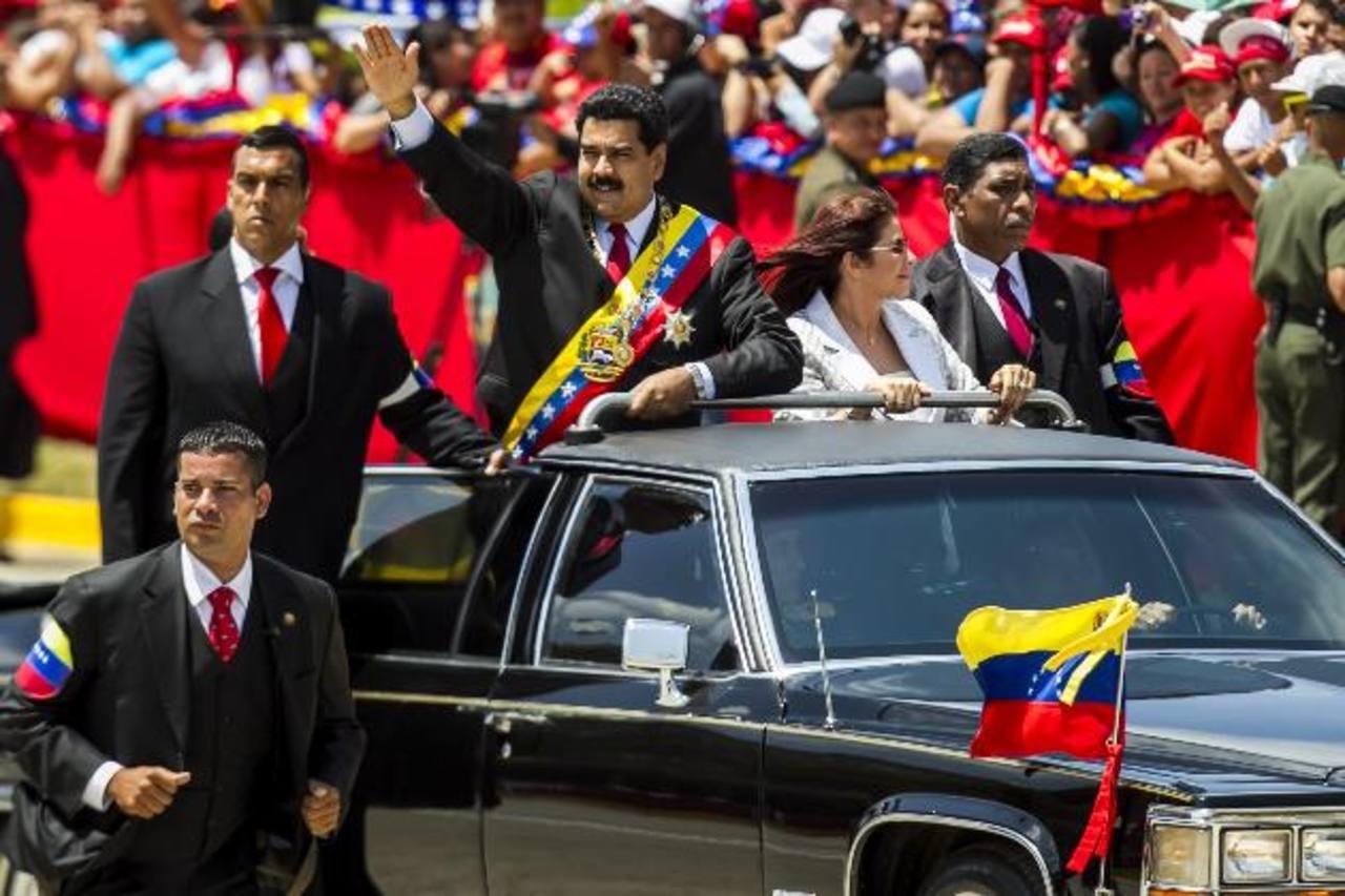 Hoy en ese país sudamericano fue recordado el exmandatario Hugo Chávez, fallecido el año anterior