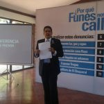 Diputado Roberto d'Aubuison se defendió de acusaciones hechas por el presidente Funes.