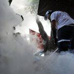 Los primeros días de abril está programada una jornada contra el dengue en el país, según autoridades de Protección Civil. Foto/ Archivo