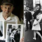 Fallece marino protagonista de la foto del beso en Times Square tras II Guerra