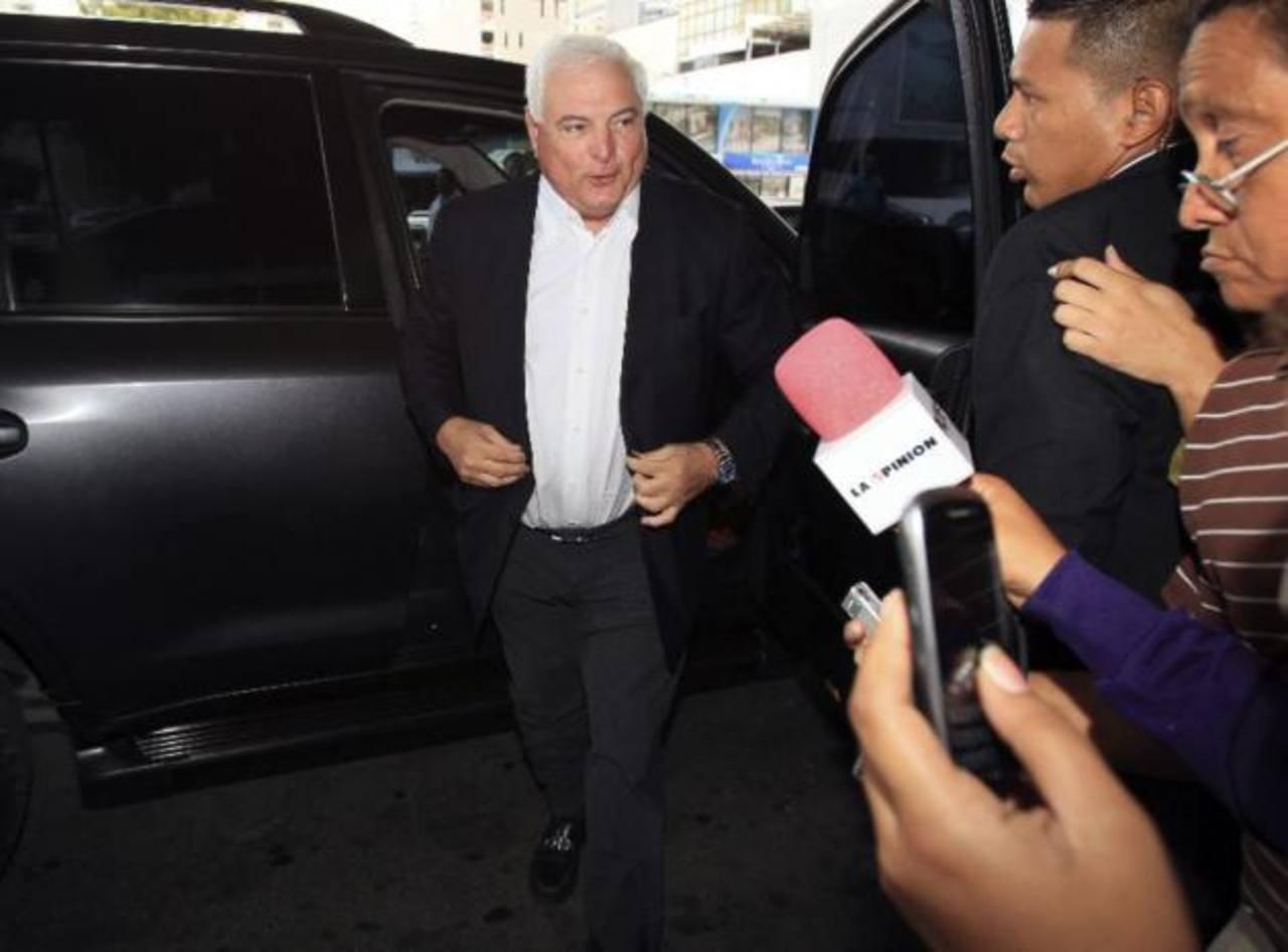 """Martinelli dice que le """"sorprende"""" decisión de Venezuela de romper relaciones"""