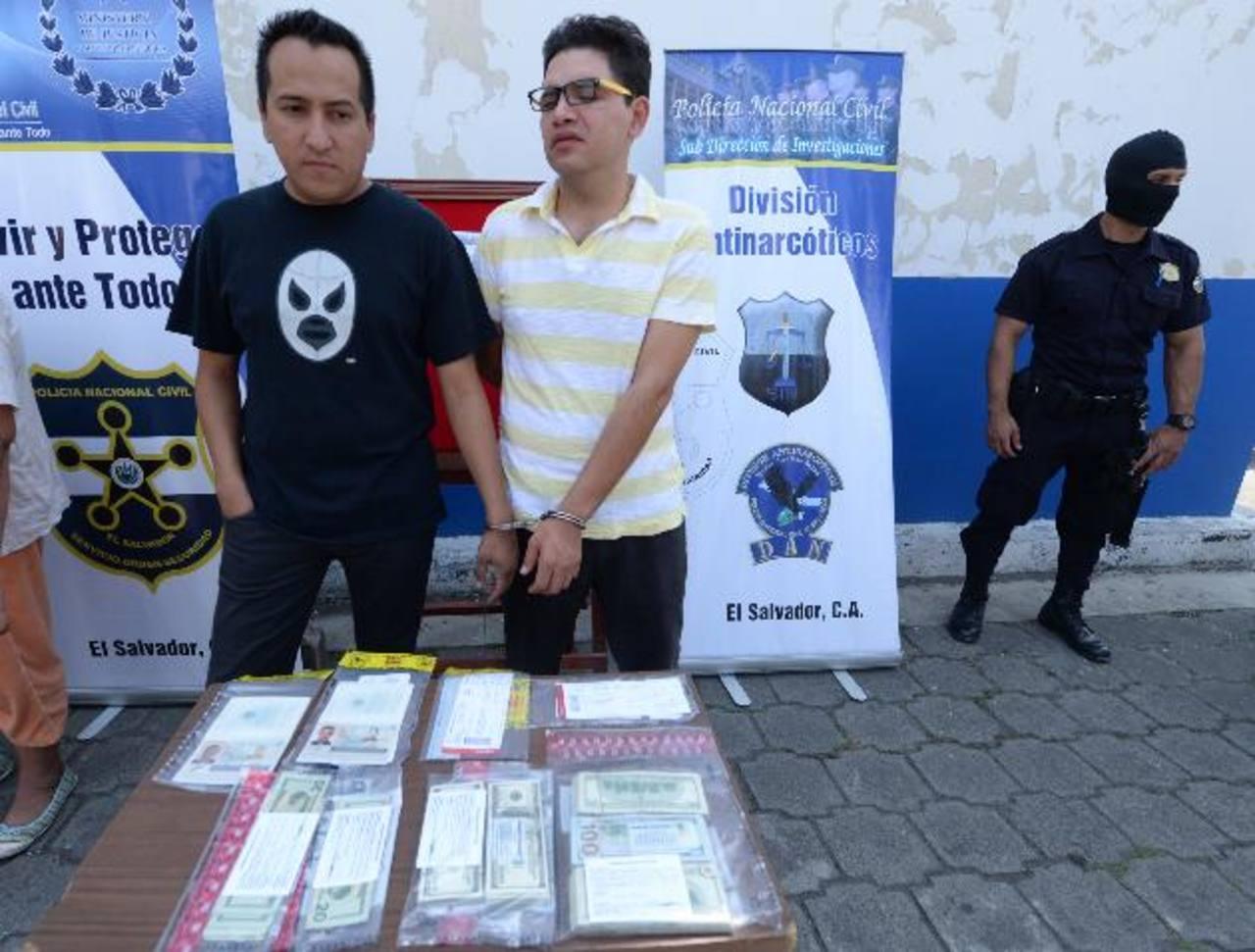 Los dos ciudadanos mexicanos viajaban de su país hacia Medellín, Colombia. Foto EDH / marlon hernández