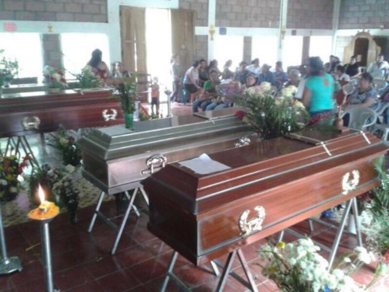 En el accidente murieron siete personas
