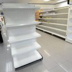 Así lucen estantes de algunas farmacias en Venezuela ante el desabastecimiento y escasez de medicinas. foto edh/Internet