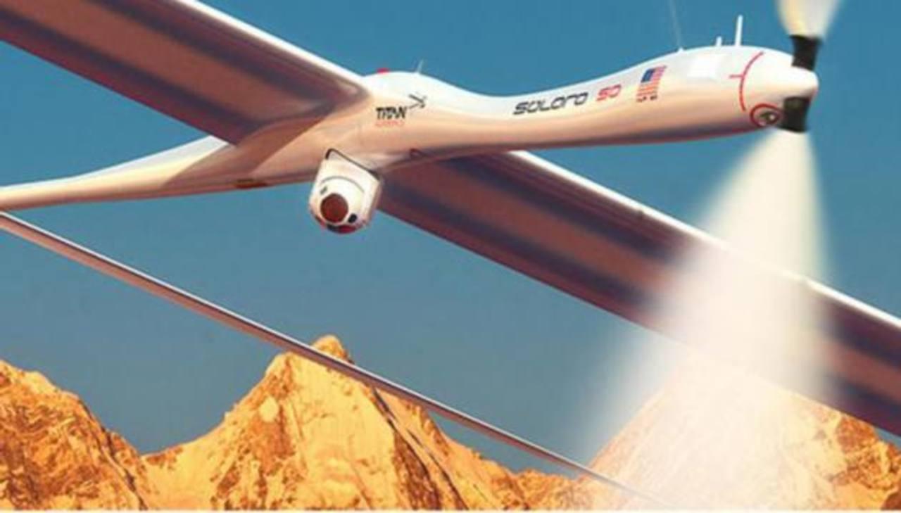 Facebook busca comprar empresa de drones