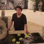 """La muestra """"Yagual"""" está en el Centro Cultural Las Cruces de Panchimalco. Este sitio es el nuevo pulmón artístico del lugar."""