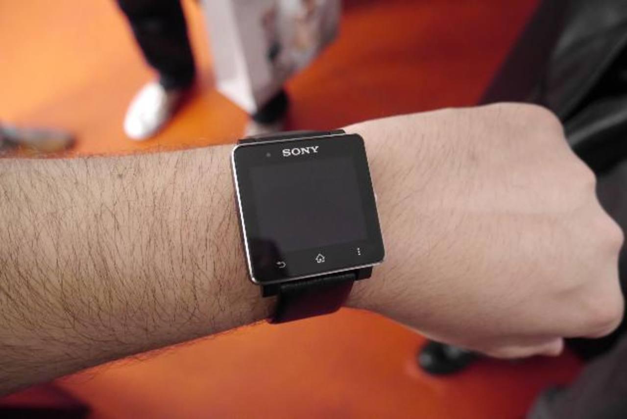 Sony es una de las grandes compañías que se han lanzado al mercado de los relojes inteligentes.