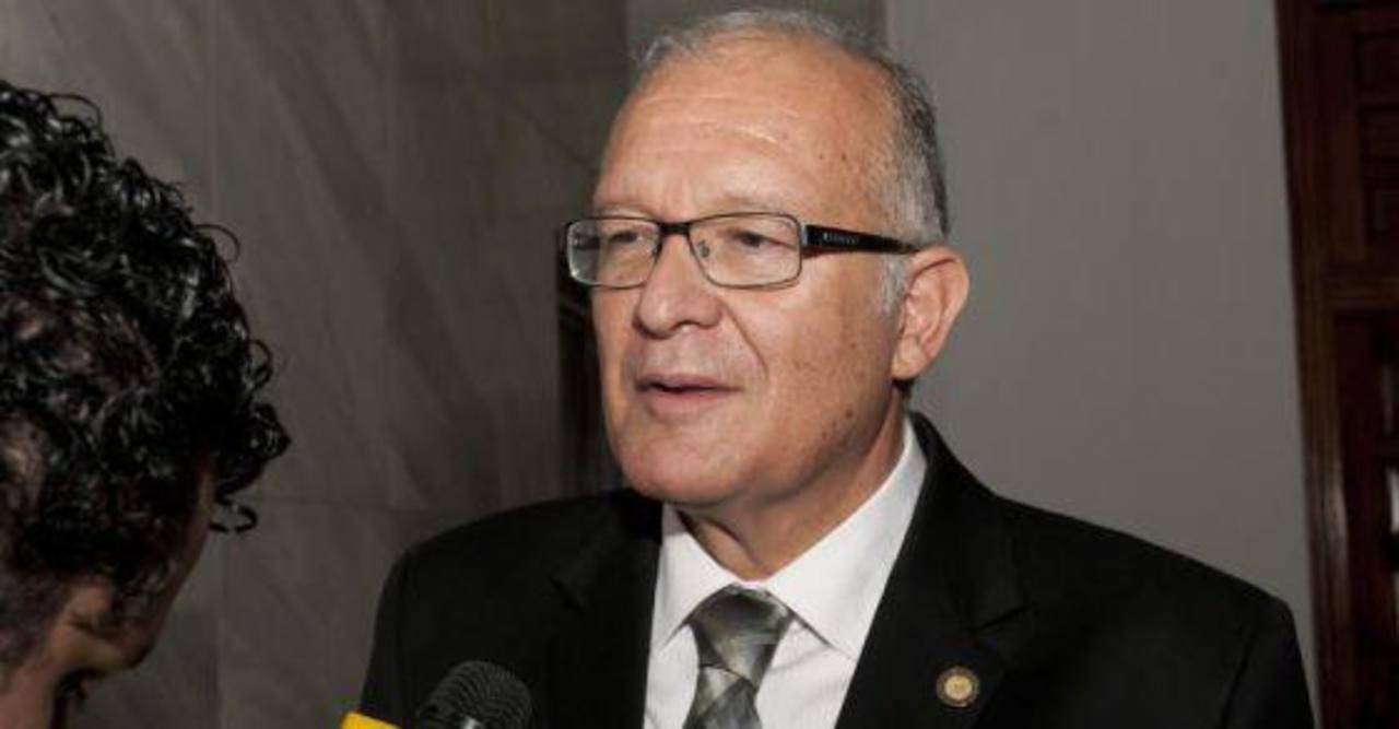 El magistrado de la Corte Suprema de Justicia de Guatemala, César Barrientos. foto edh /internet