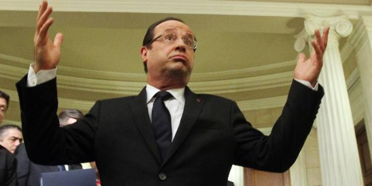 El Partido Socialista (PS) del gobernante François Hollande y sus aliados de izquierda sufrieron fuertes derrotas en la 2a. vuelta de las municipales Foto EDH /Internet