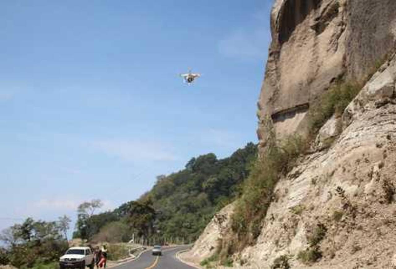 Guatemala utilizará drones para analizar amenazas naturales