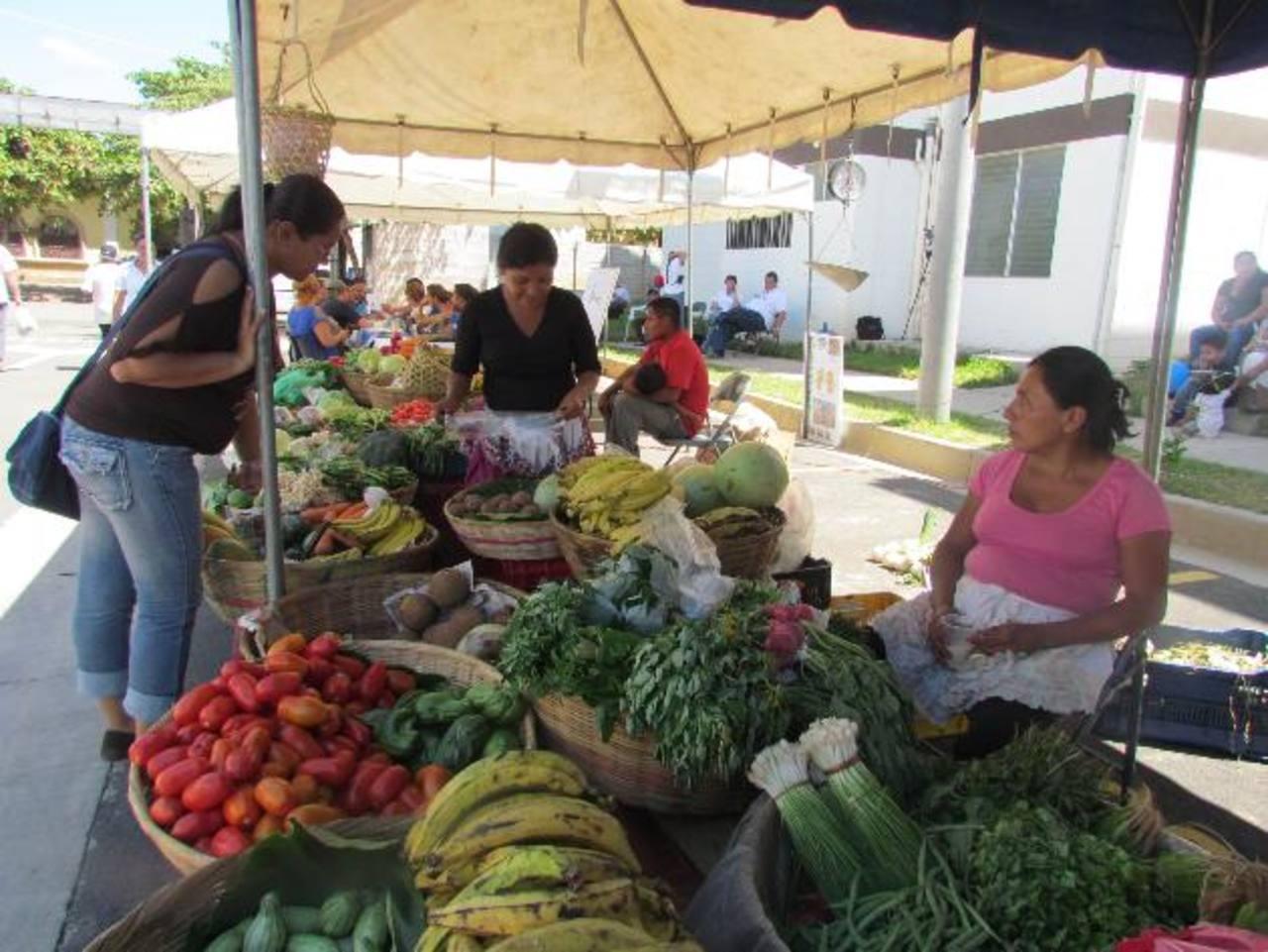 Fonavipo dijo que no solo harán agro mercados en los condominios sino también ferias de empleo y jornadas médicas. Foto EDH / mauricio guevara