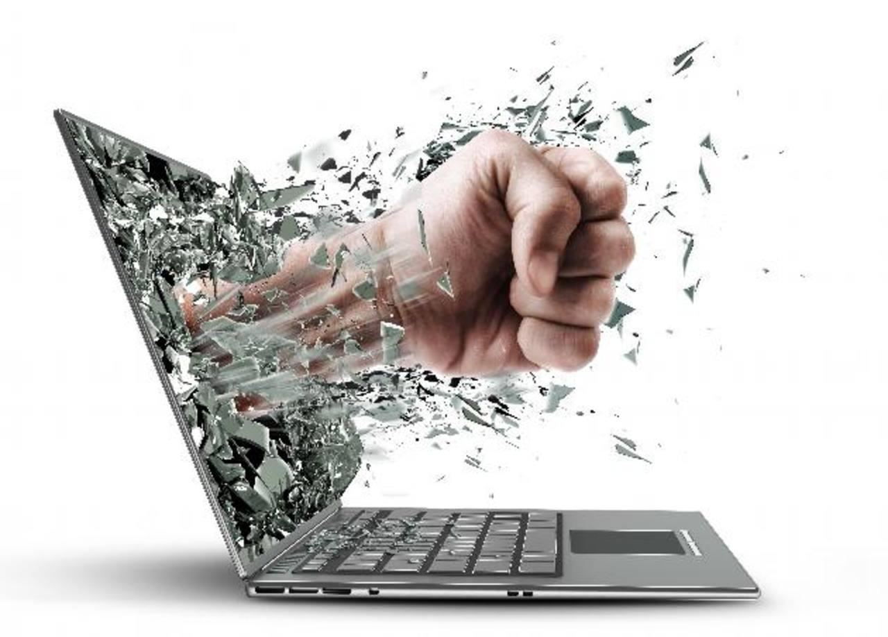 La intolerancia en las redes sociales
