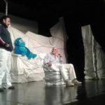 Óscar Guardado y Roberto Salomón abrirán la temporada con una obra del autor Luis Ayhllón. Foto EDH / Diandra Mejía