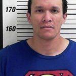 Christopher Reeves está acusado de posesión de drogas por la policía del Condado de Davis