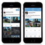 Twitter permite etiquetar usuarios en fotos compartidas