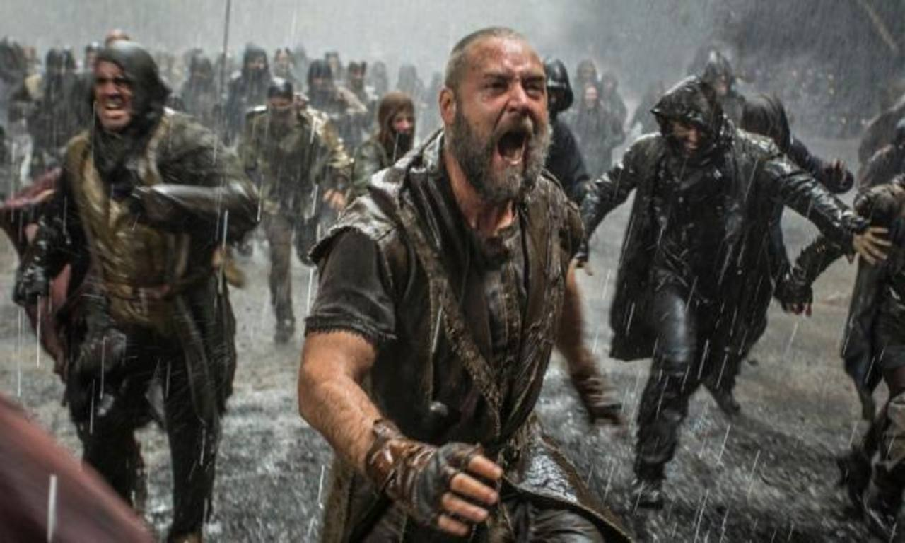 """Una de las escenas de la película """"Noah"""". Foto/ Archivo"""