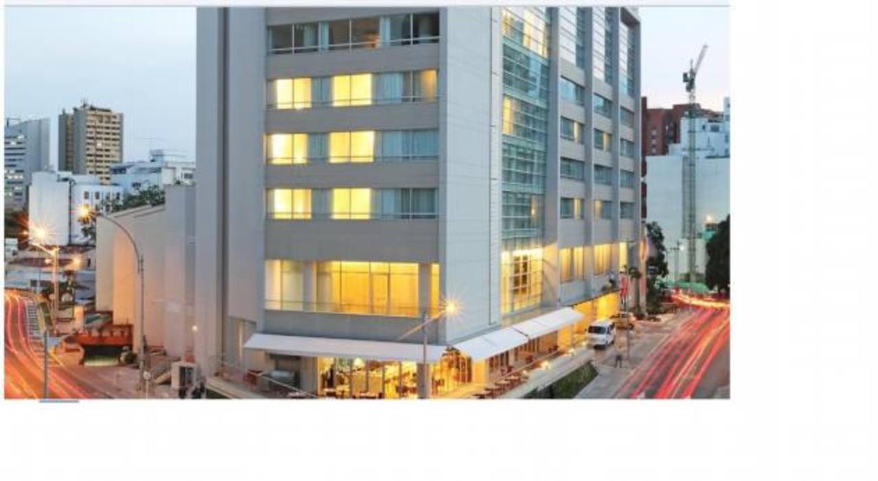 El moderno hotel es por ahora el que ofrece las mejores condiciones para hospedarse en esa ciudad colombiana. fotos edh