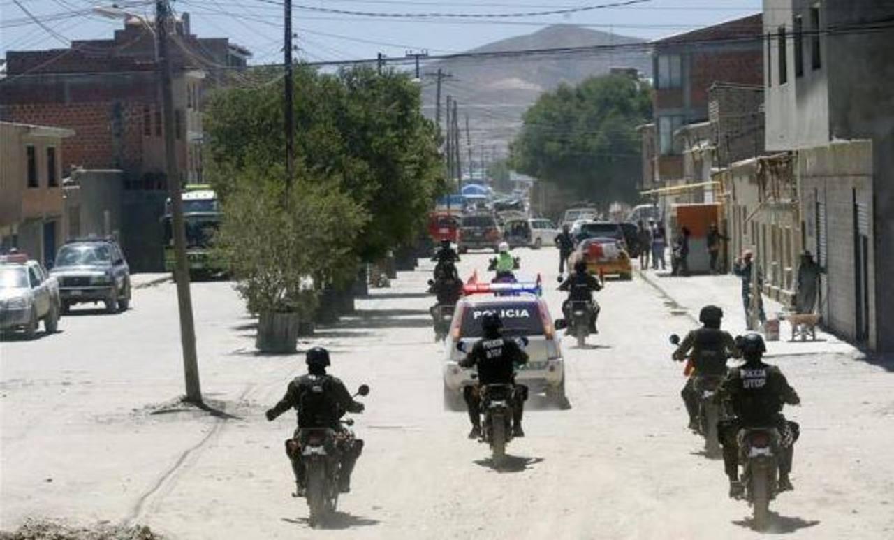 Policías española y boliviana liberan a niña secuestrada 7 meses en Bolivia