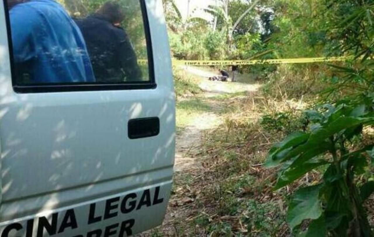En este lugar fueron asesinados los dos hermanos en Cojutepeque.