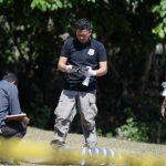 Arístides Martínez fue asesinado en una cancha de fútbol en Cuscatlán. Foto EDH / Claudia Castillo