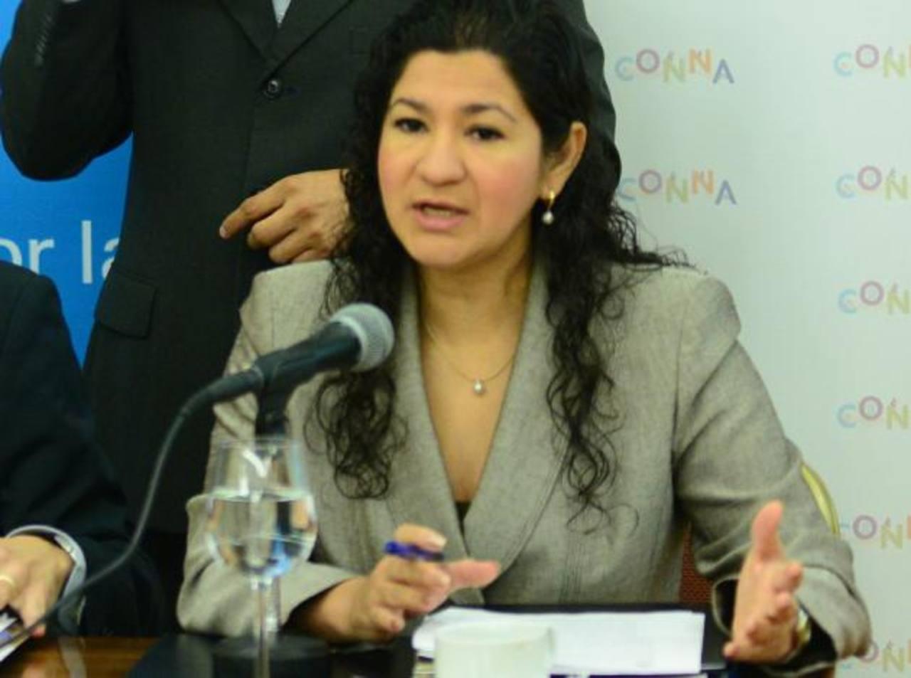 Zaira Navas, directora del Conna dijo que no podía atender la solicitud de este Periódico.