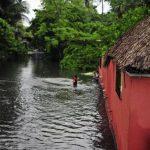 Lluvias en Guatemala afectan a mil 200 personas
