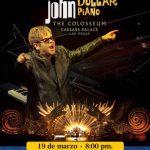 Cinepolís El Salvador proyectará concierto de Elton John