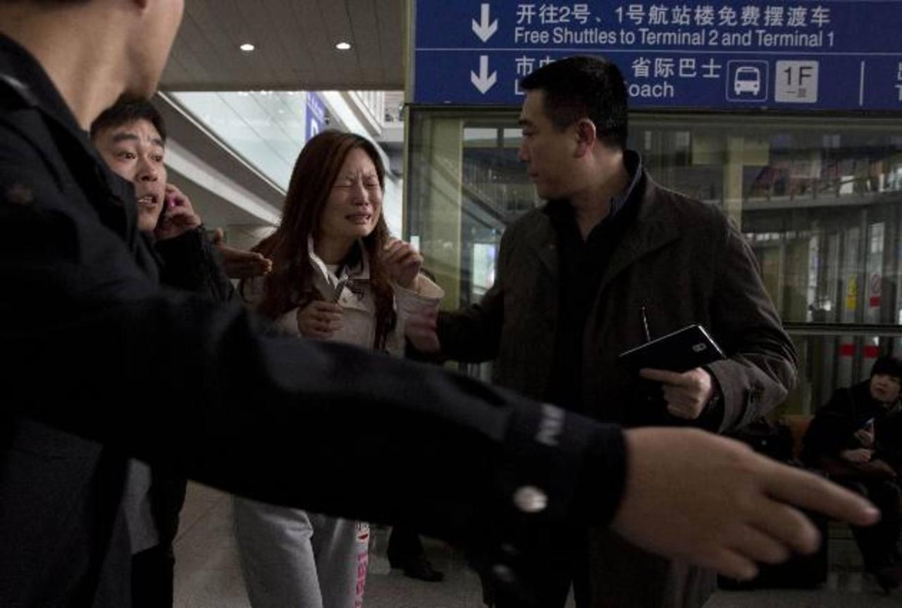 Continúa búsqueda del avión de Malaysia Arilines, viajaban 239 ...