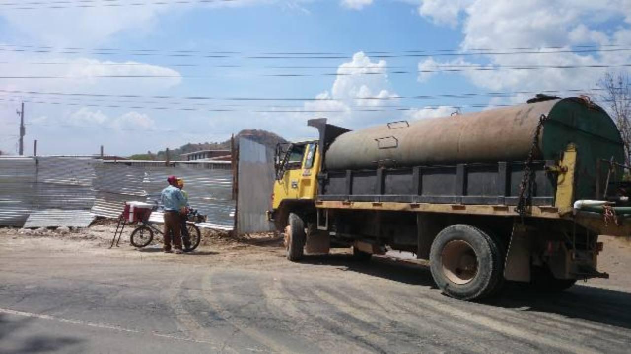 El proyecto Ciudad Mujer en El Divisadero, Morazán, avanza en un 82 por ciento en su construcción, según el FISDL quien administra los fondos donados por Taiwan. Foto EDH