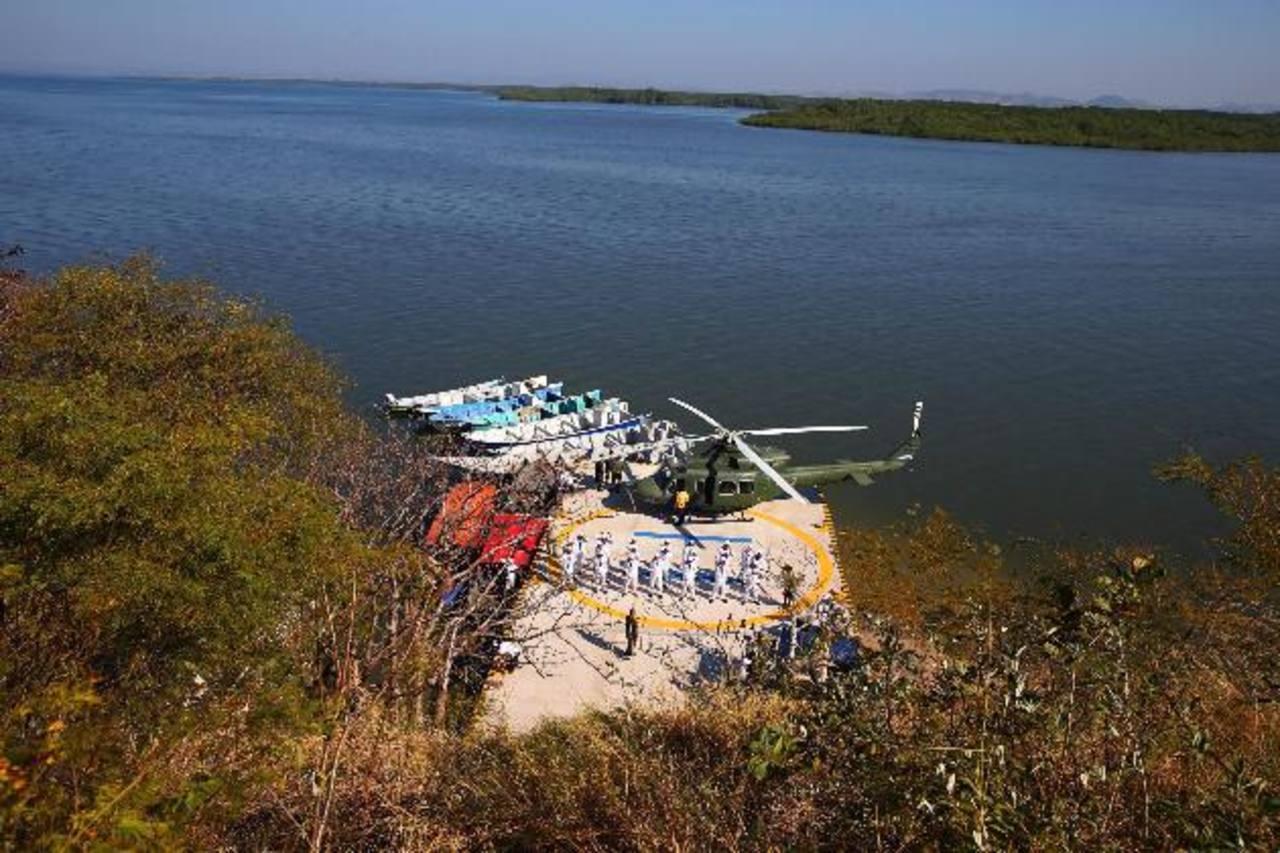 Presidente Funes: Helipuerto en isla Conejo es una provocación