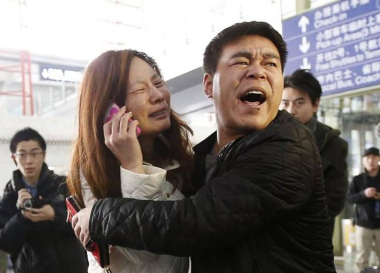 Familiares de los desaparecidos exigen explicaciones a las autoridades. Foto tomada de Internet
