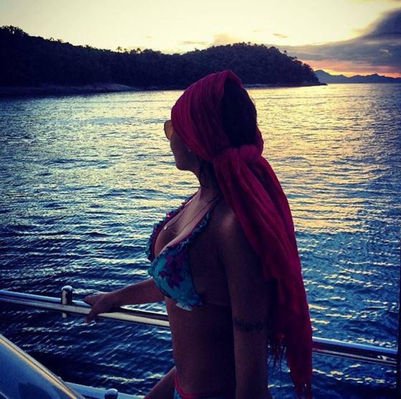 Fotos: Conoce a Rafaella Beckran, la bella hermana del astro brasileño Neymar