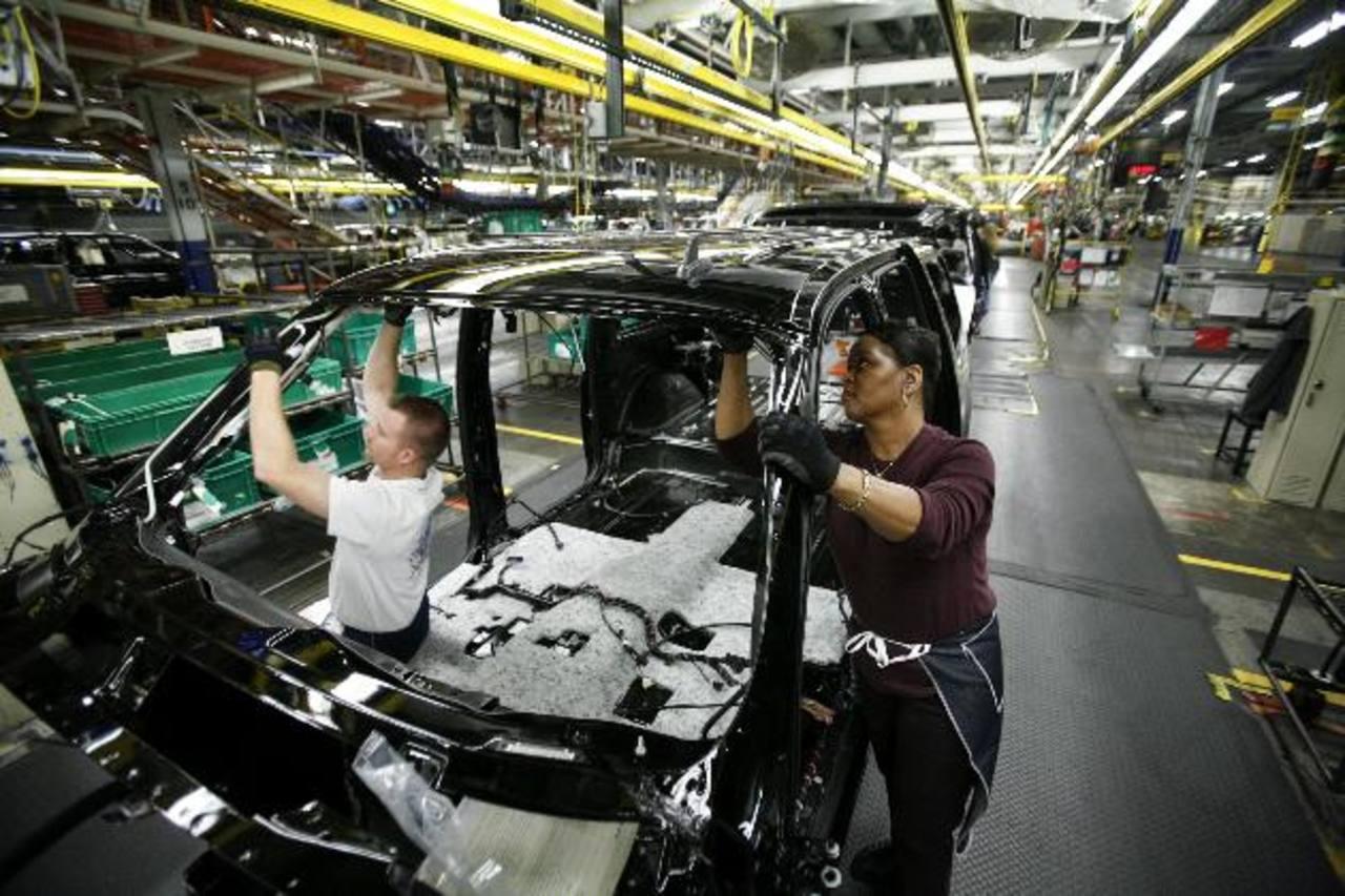 GM es uno de los principales fabricantes de la industria.