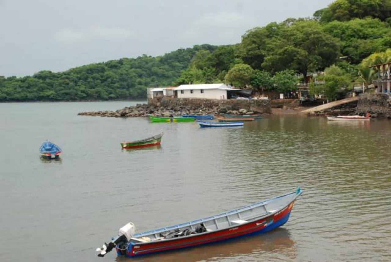 Las autoridades de Meanguera promocionarán la isla como principal destino en La Unión. Foto edh / Insy Mendoza